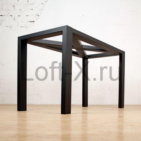 "Каркас стола ""Лофт Х"""