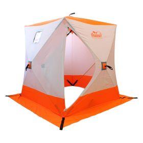 Палатка зимняя СЛЕДОПЫТ Куб 2,1х2,1х 2,05м