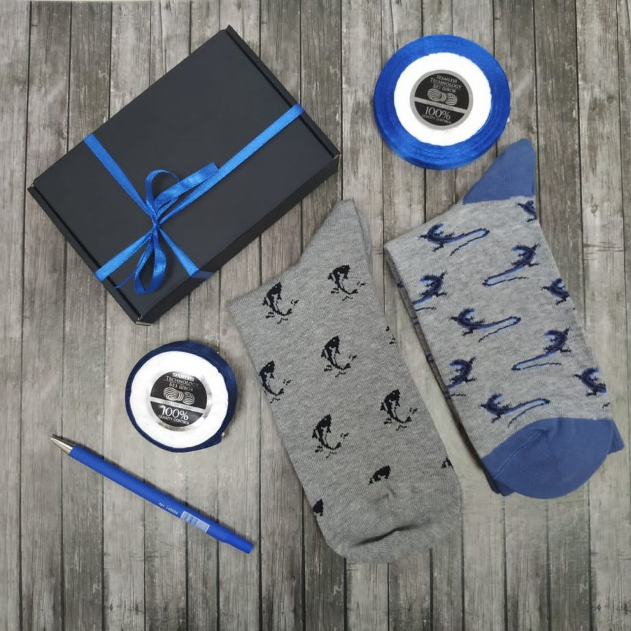Подарочный набор, мужские носки
