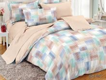 Комплект постельного белья Поплин PC 2-спальный Арт.20/057-PC