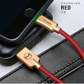 MCDODO  кабель Lightning для быстрой зарядки Айфон 6,7,8  1,2 м 2,4 А