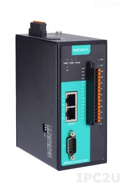 NPort IA5150A-12I/O