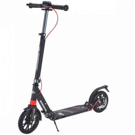 Самокат TT City scooter Disk Brake black 1/2