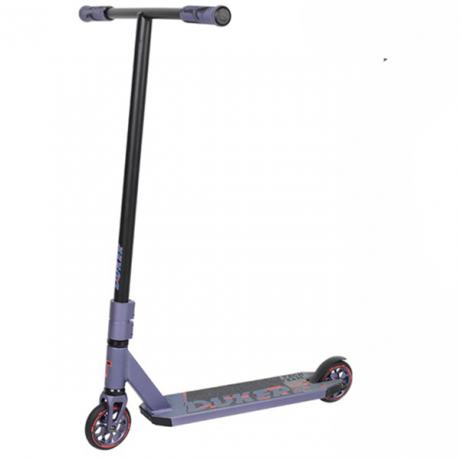 Самокат детский TT Duker 303 фиолетовый