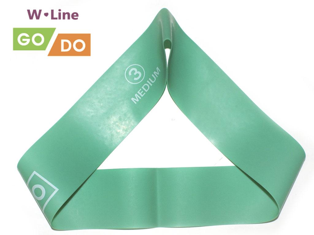Эспандер-петля GO DO W-Line (3), артикул 31721