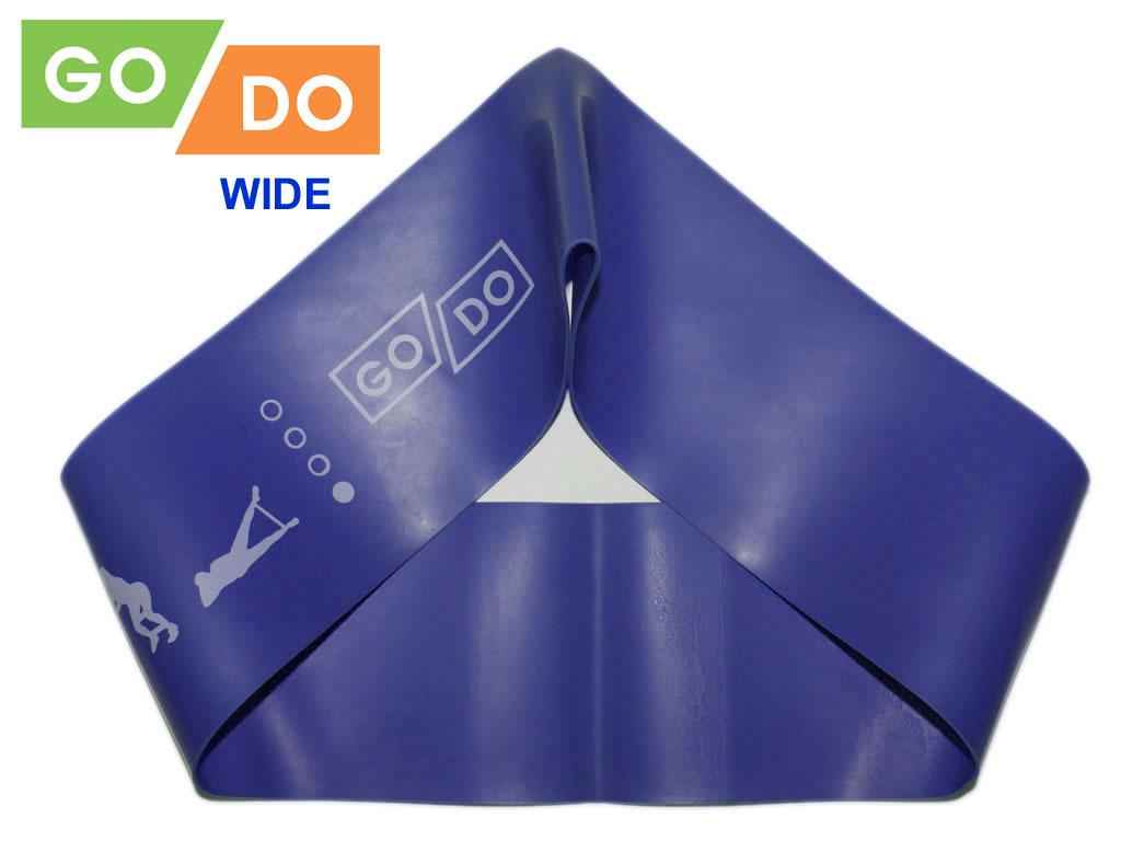 Эспандер-петля GO DO WIDE (1), толщина 0,5мм, артикул 00067