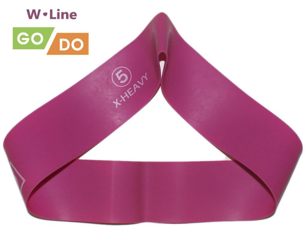 Эспандер-петля GO DO W-Line (5), артикул 31723