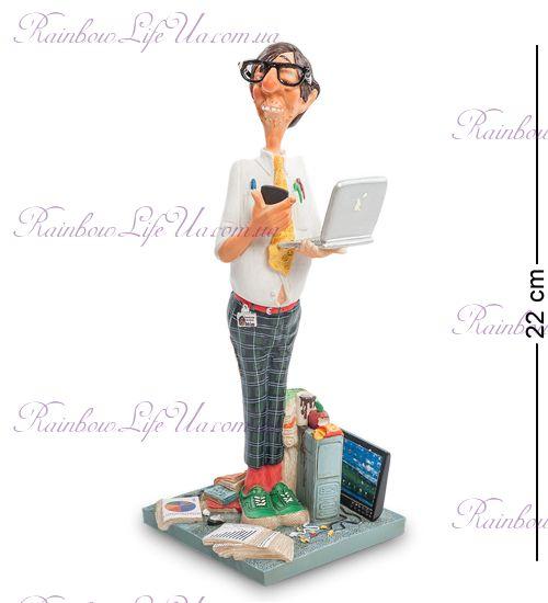 "Фигурка программист 84009 ""The Computer Expert. Forchino"""