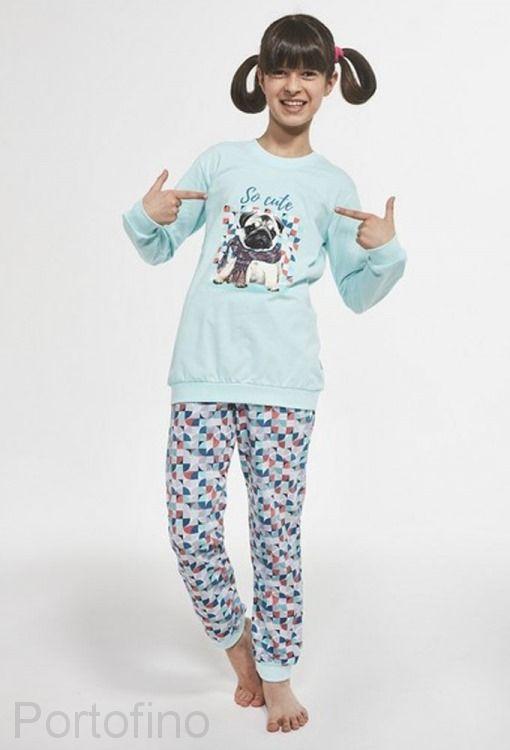 594-116 Пижама для девочек Cornette