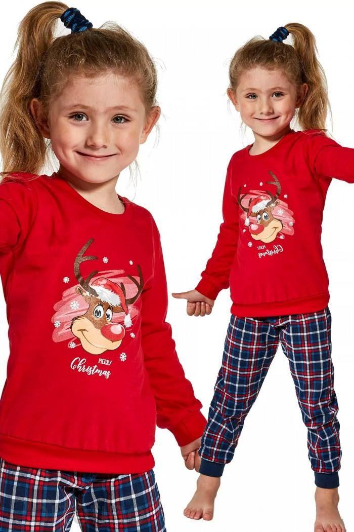 592-130 Пижама для девочек Cornette