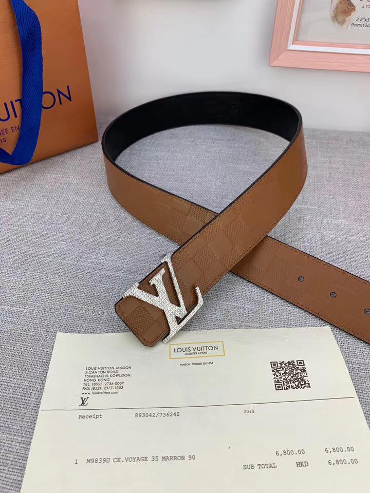 Ремень Louis Vuitton 40mm