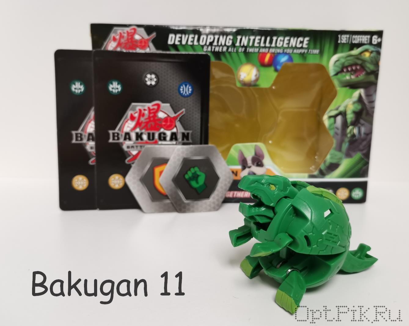 Бакуган Bakugan 11