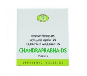 Chandraprabha-DS, AVN Ayurvedic, 100 таб.