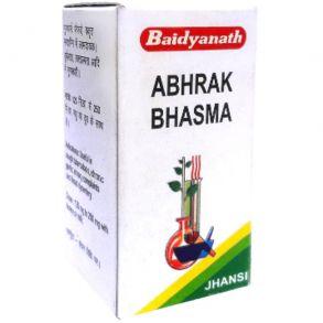 Абхрак бхасма Abhrak Bhasam Baidyanath , омолаживает организм