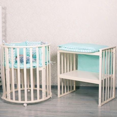 Кровать детская Nobelev 9 в 1