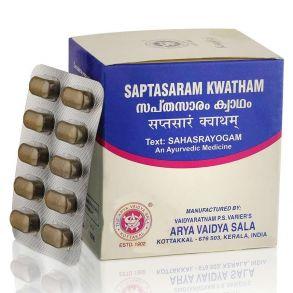 Saptasaram Kwatham (Саптасарам Кватхам) 100 таб