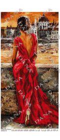 Dana DANA-5118. Романтика в Венеции схема для вышивки бисером купить оптом в магазине Золотая Игла
