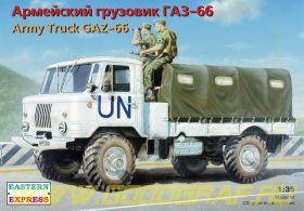 ЕЕ35131 Армейский грузовик (тент)
