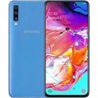 СМАРТФОН SAMSUNG GALAXY A70 128GB (SM-A705F) BLUE/СИНИЙ (SM-A705FZBMSER)