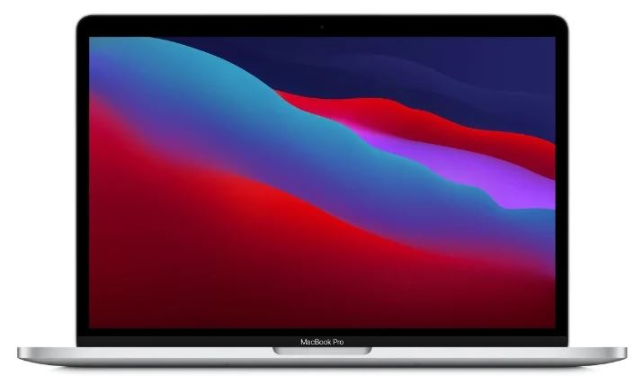 "Ноутбук Apple MacBook Pro 13 Late 2020 (Apple M1/13""/2560x1600/8GB/512GB SSD/DVD нет/Apple graphics 8-core/Wi-Fi/Bluetooth/macOS)"