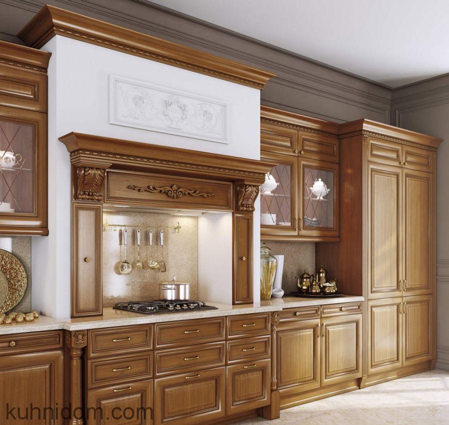 Кухня Гарда с порталом