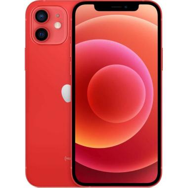 СМАРТФОН APPLE IPHONE 12 MINI 128GB (MGE53RU/A) RED/КРАСНЫЙ