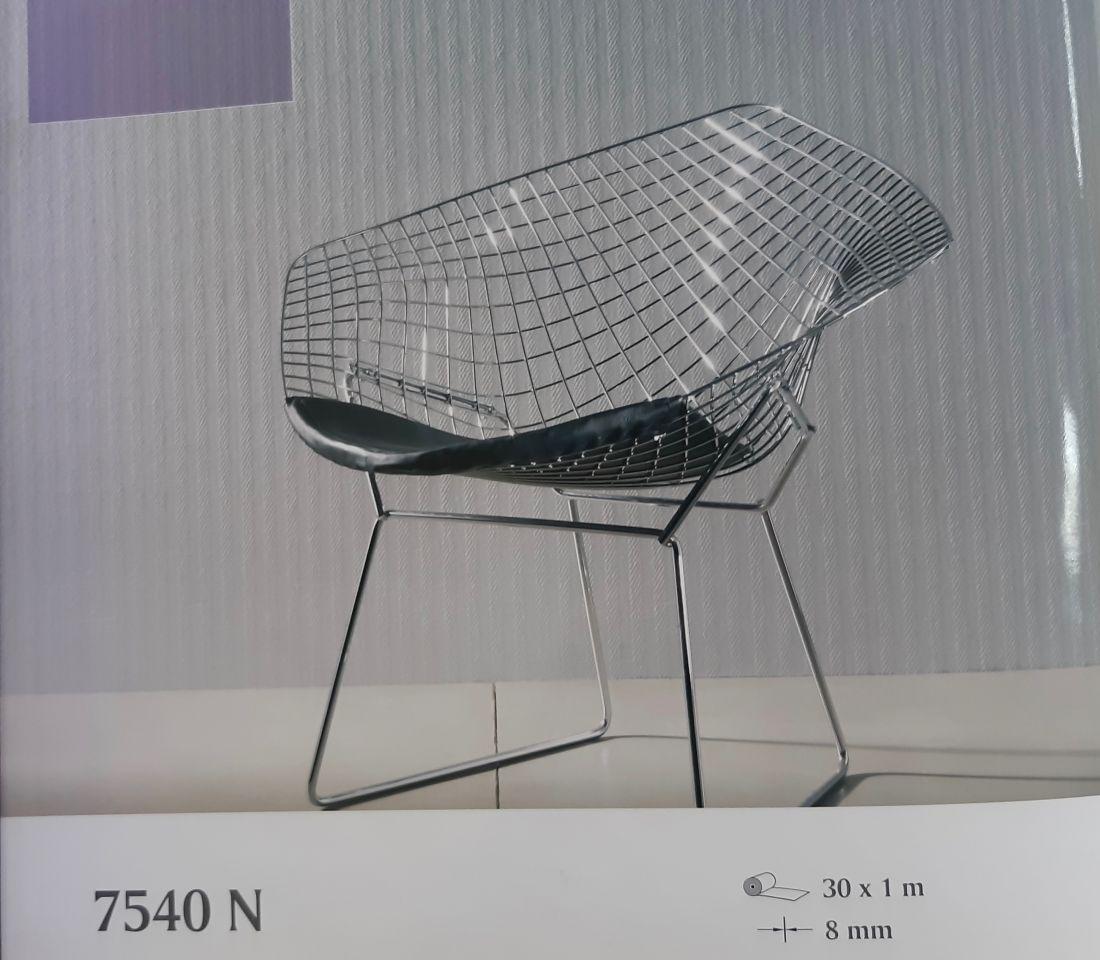 Стеклообои Novelio Decoration Petite diagonale 7540 N (мини диагональ)