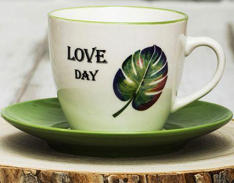 Кружка LOVE DAY