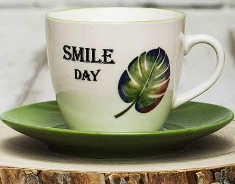 Кружка SMILE DAY (220 мл)