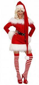 Колпак Санта супер длинный