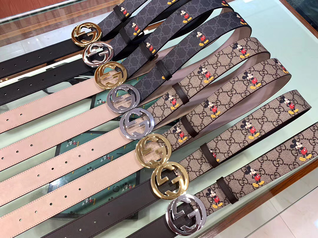 Ремни Gucci 34mm