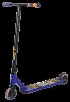 Трюковой самокат TT DukeR 101 2021 черно-фиолетовый