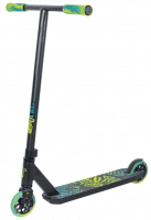 Трюковой самокат TT DukeR 101 2021 черно-зеленый