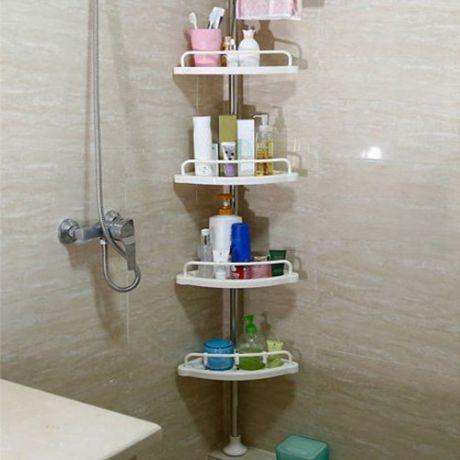 Угловая полка для ванной Multi Corner Shelf