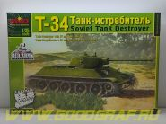 MQ3503 Танк-истребитель Т-34