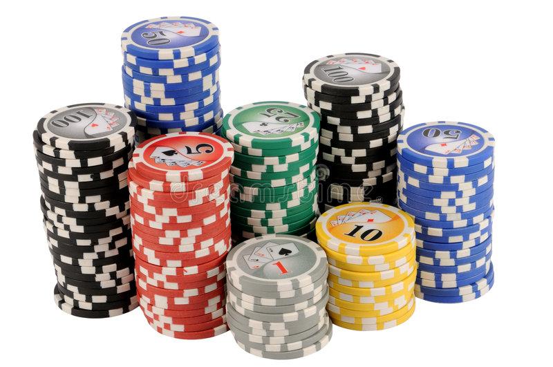 Набор для покера в кейсе (200 фишек)