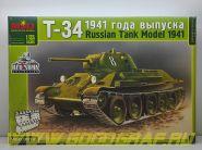 MQ3512 Танк Т-34/76 вып. 1941
