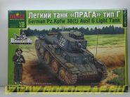 MQ3540 Немецкий танк PzKpfw 38t Ausf G (Прага)