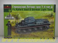 MQ3546 German PzKpfw IID с фигурой