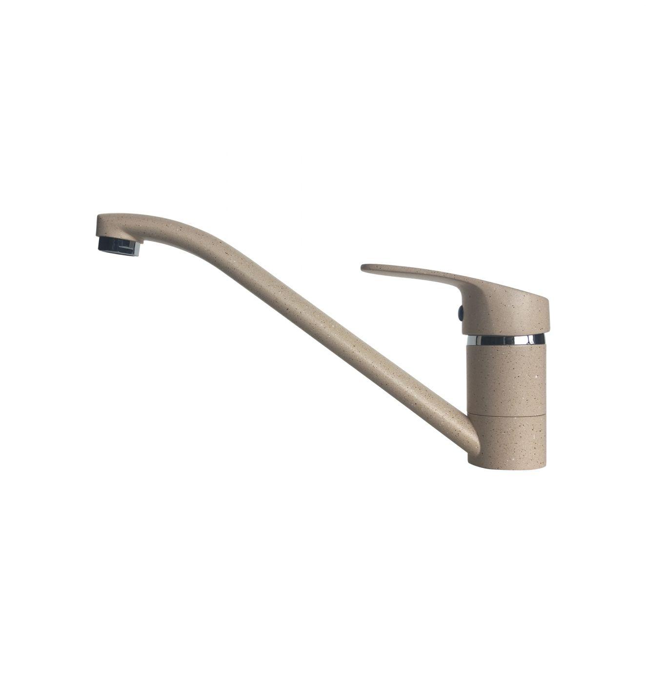 Смеситель для кухни (мойки) LEX Salto M Ivory  однорычажный RULE000154