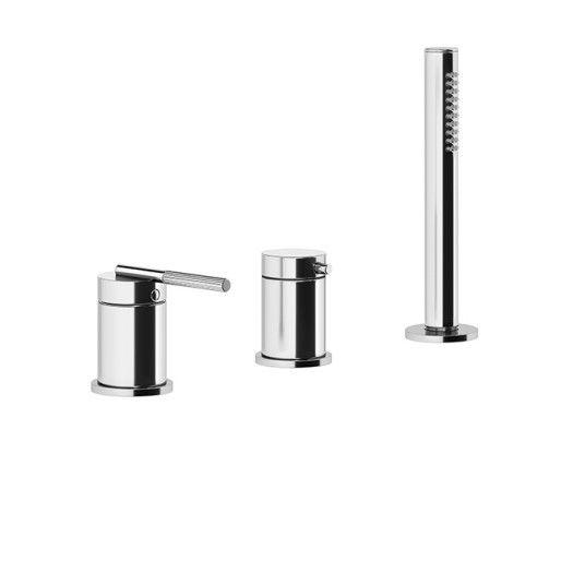 Смеситель для ванны Gessi Ingranaggio 63547 ФОТО
