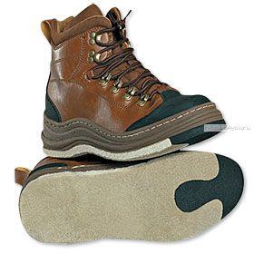 Ботинки вейдерсные Rapala коричневый