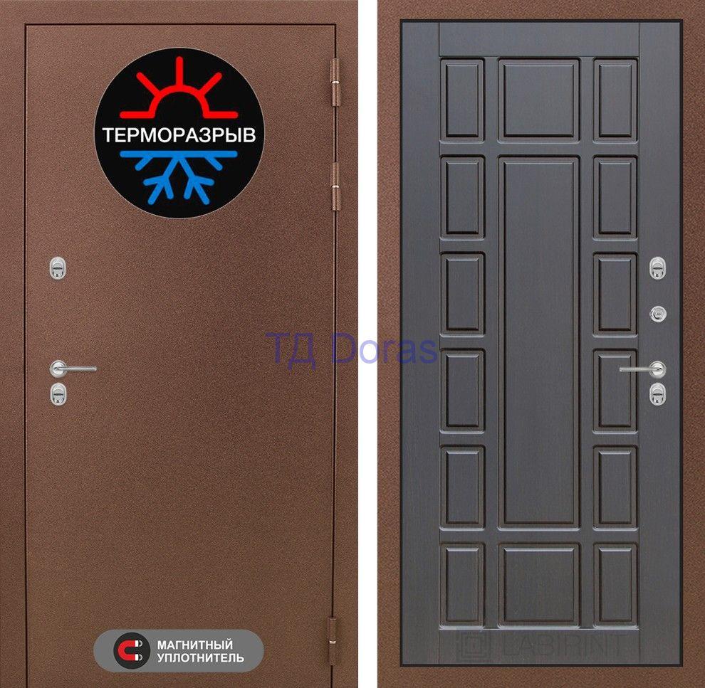 Входная дверь Термо Магнит 12 - Венге