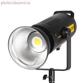 Арендовать Осветитель светодиодный Godox FV200 с функцией вспышки