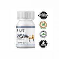 Джимнема сильвестра в капсулах (500мг) Инлайф | INLIFE Gymnema Sylvestre Supplement