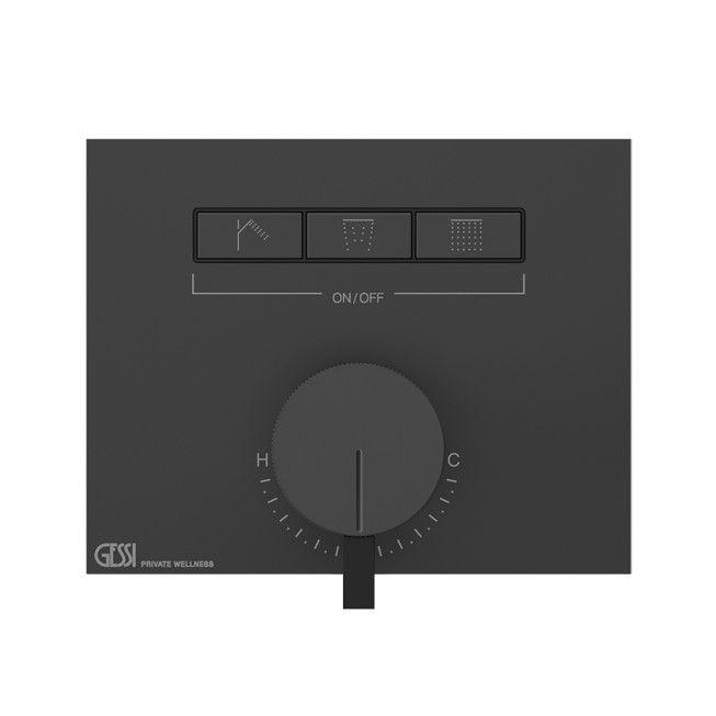 Смеситель для ванны c душем Gessi Hi-Fi 63081 ФОТО