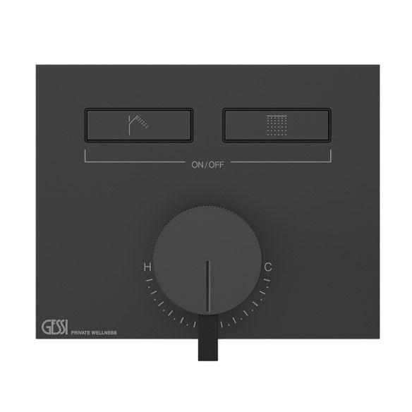 Смеситель для ванны c душем Gessi Hi-Fi 63079 ФОТО