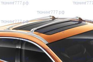 Багажник на рейлинги, оригинал Nissan