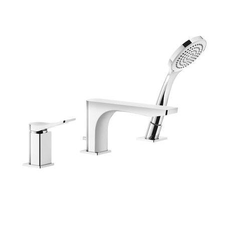Смеситель для ванны Gessi Rilievo 59037 ФОТО