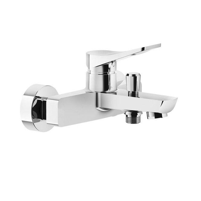 Смеситель для ванны c душем Gessi Rilievo 59013 ФОТО
